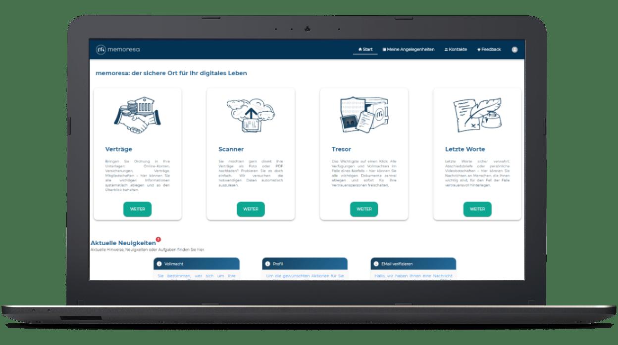 digital-legacy-memoresa-app