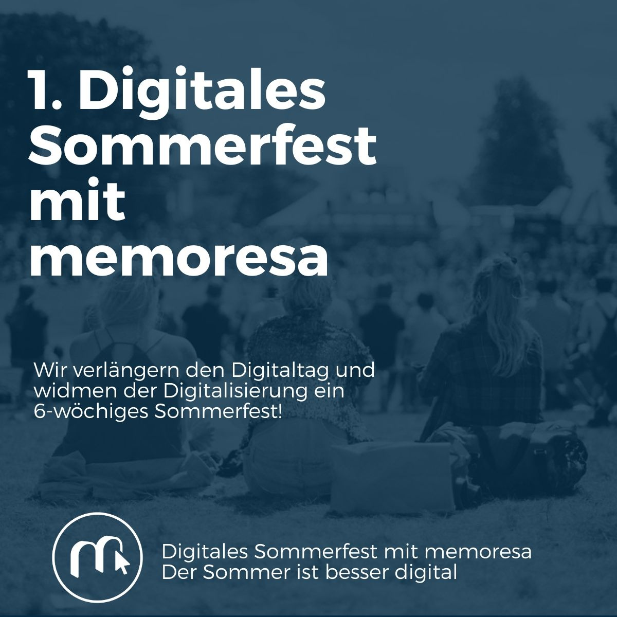 Sommerfest Gewinnspiel memoresa